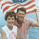 Reagan's estranged daughter, who hated him, says parents would have approved redefining marriage