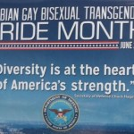 Obama fixes the VA crisis by posting Gay Pride posters!