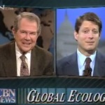 Throwback Thursday Video: That time Al Gore pushed environmental hysteria…on The 700 Club