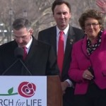 Incredible! Congresswoman who killed 20-week abortion bill received ovation at 2015 March for Life (Video)