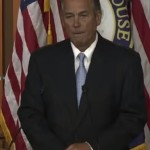 Boehner: House will not support marriage during Supreme Court case