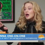 Madonna's daughter is 'horrified' by 56-year-old's sexual songs (Video)