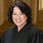 Sotomayor: We're not taking away your liberty, because we won't force you to get married to a gay person