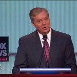 Lindsey Graham Turns a Question on Abortion into a Declaration of War on the Middle East
