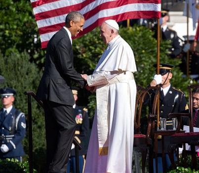 BarackObama-PopeFrancis-09232015-WHDotGov-PublicDomain-CROP3-400px