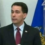 Scott Walker Cites God's 'Abundant Grace' in Exit Speech
