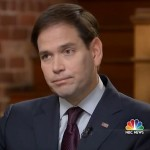 Marco Rubio refuses to 'concede' the Constitutional case on gay 'marriage' (video)