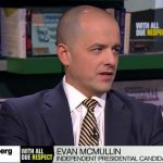 Presidential candidate Evan McMullin: Marriage is 'not a matter of life'