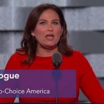 Democrats applaud NARAL president for having an abortion