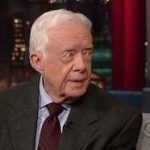 Jimmy Carter calls sex-selective abortion the 'worst human rights abuse on earth' on Letterman Show